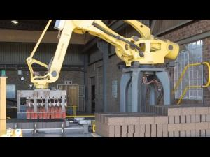 Automation & Robotics in Brick Manufacture
